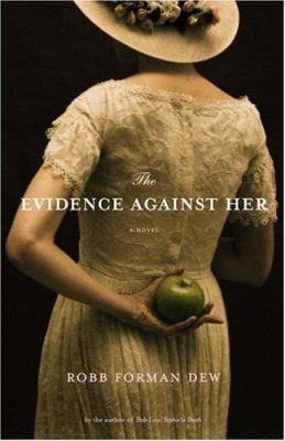 Cover image for The evidence against her