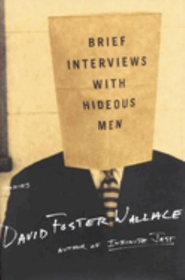 Cover image for Brief interviews with hideous men