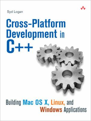 Cover image for Cross-platform development in C++ : building Mac OS X, Linux, and Windows applications
