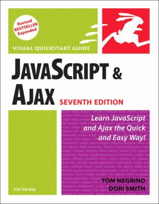 Cover image for JavaScript and Ajax for the Web