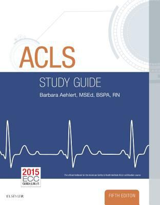 Cover image for ACLS study guide