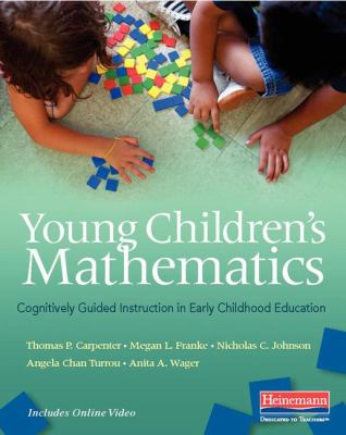 Cover image for Young children's mathematics : cognitively guided instruction in early childhood education