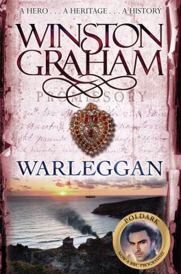 Cover image for Warleggan : a novel of Cornwall, 1792-1793
