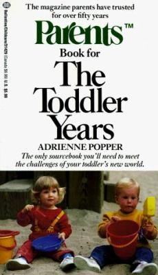 Cover image for The Toddler years