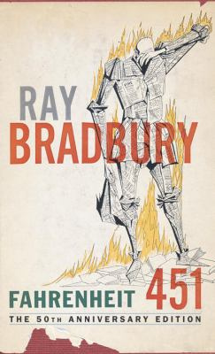 Cover image for Fahrenheit 451.
