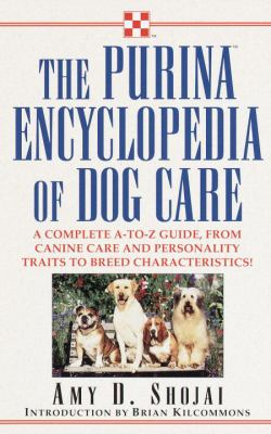 Cover image for The Purina encyclopedia of dog care