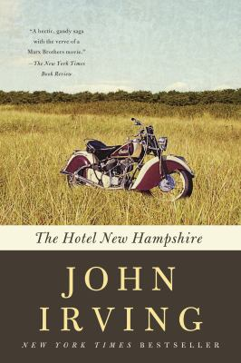 Cover image for The Hotel New Hampshire