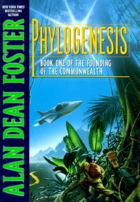 Cover image for Phylogenesis