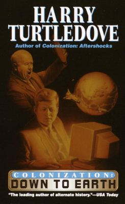 Cover image for Colonization : down to Earth