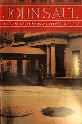 Cover image for The Manhattan Hunt Club