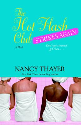 Cover image for The Hot Flash Club strikes again : a novel