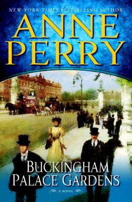 Cover image for Buckingham Palace gardens : a novel