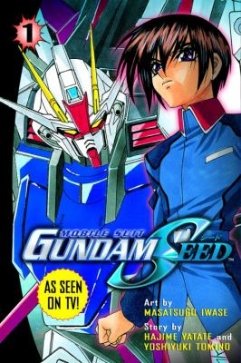 Cover image for Mobile suit Gundam seed [1]