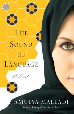 Cover image for The sound of language : a novel