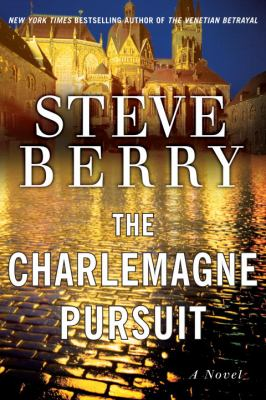 Cover image for The Charlemagne pursuit : a novel