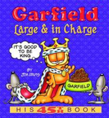 Cover image for Garfield large & in charge