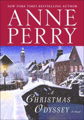 Cover image for A Christmas odyssey : a novel