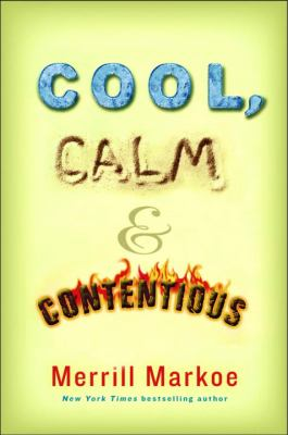 Cover image for Cool, calm & contentious