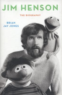 Cover image for Jim Henson : the biography
