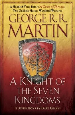 Cover image for A knight of the seven kingdoms