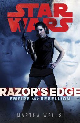 Cover image for Razor's edge
