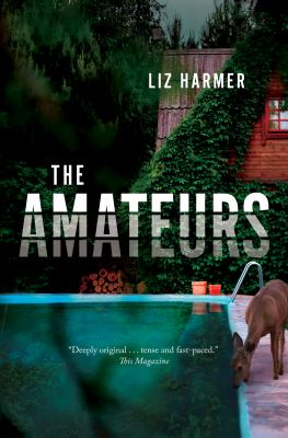 Cover image for The amateurs