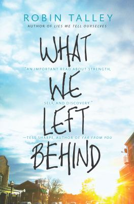 Cover image for What we left behind