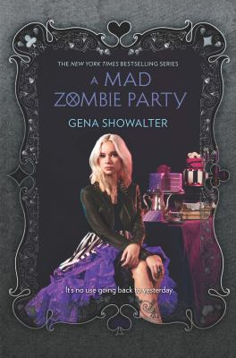 Cover image for A mad zombie party