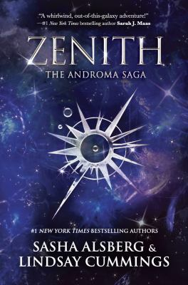 Cover image for Zenith : the Androma saga