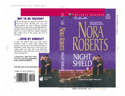 Cover image for Night shield