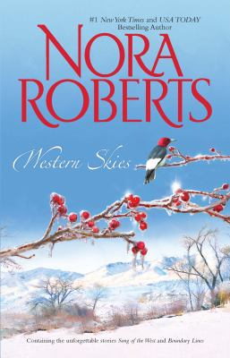 Cover image for Western skies