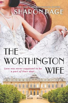 Cover image for The Worthington wife