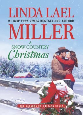 Cover image for A snow country Christmas