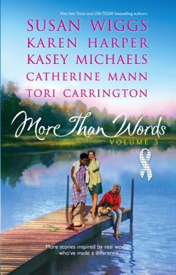 Cover image for More than words. Volume 3
