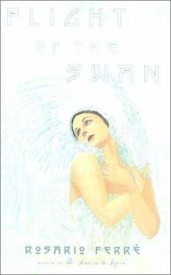 Cover image for Flight of the swan