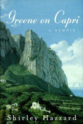 Cover image for Greene on Capri : a memoir