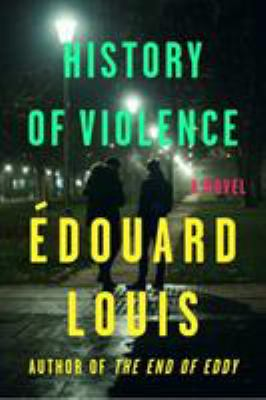 Cover image for History of violence