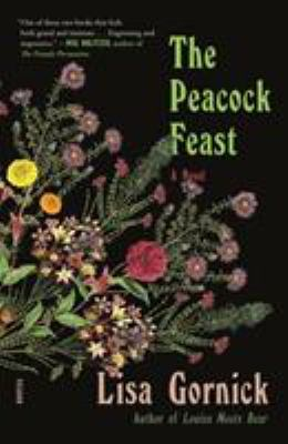 Cover image for The peacock feast