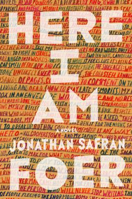 Cover image for Here I am : a novel
