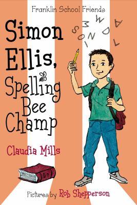 Cover image for Simon Ellis, spelling bee champ