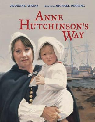 Cover image for Anne Hutchinson's way