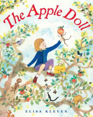 Cover image for The apple doll
