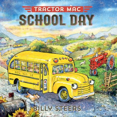 Cover image for Tractor Mac school day
