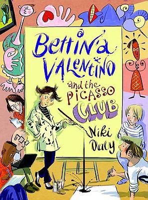 Cover image for Bettina Valentino and the Picasso Club