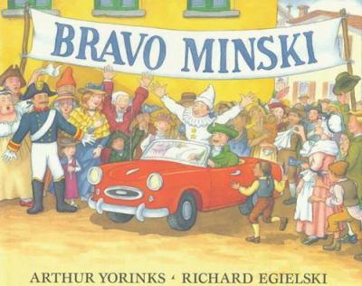 Cover image for Bravo, Minski
