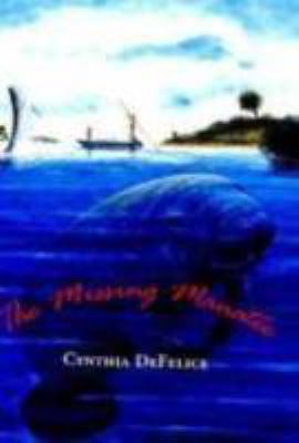 Cover image for The missing manatee