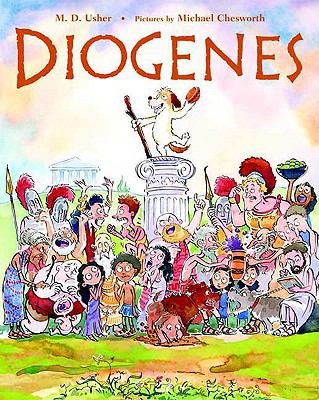Cover image for Diogenes