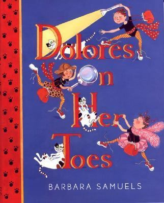 Cover image for Dolores on her toes
