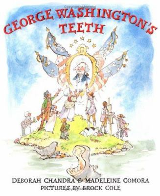 Cover image for George Washington's teeth