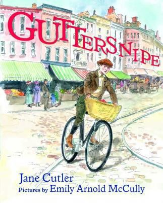 Cover image for Guttersnipe